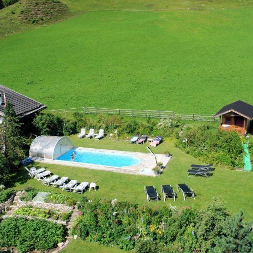 Garten Schwimmbad