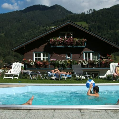 Schwimmbad Ployer